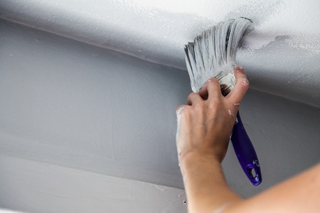 Newington Painters Blog Tips on Touching Up Ceiling and Textured Paint